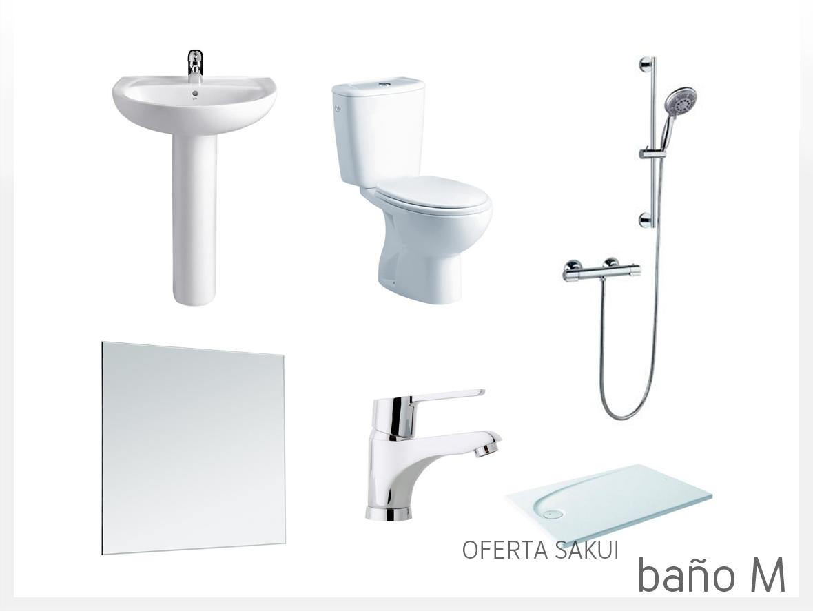 Reforma completa de baño barata